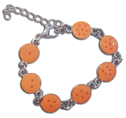 Dragon Ball Z - Dragon Balls Bracelet, an officially licensed product in our Dragon Ball Z Jewelry department.