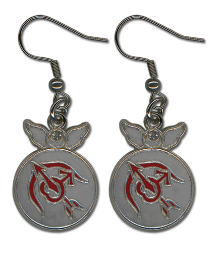 Sailor Moon - Mars Change Rod Earrings, an officially licensed product in our Sailor Moon Jewelry department.