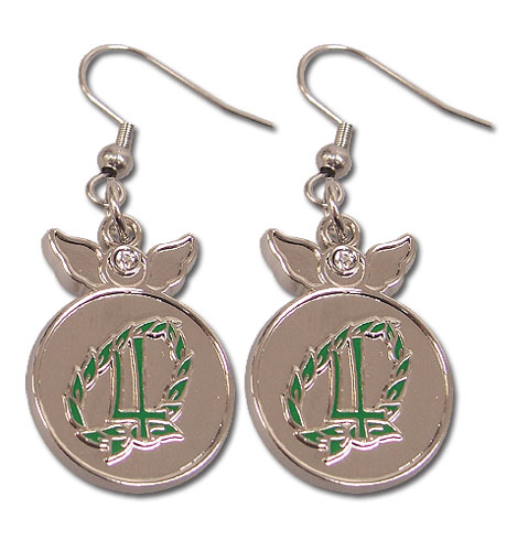 Sailor Moon - Jupiter Change Rod Earrings, an officially licensed product in our Sailor Moon Jewelry department.