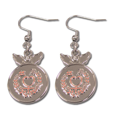 Sailor Moon - Venus Change Rod Earrings, an officially licensed product in our Sailor Moon Jewelry department.