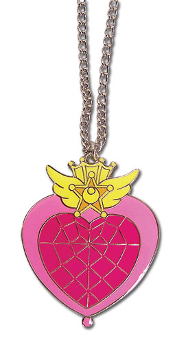 Sailor Moon - Chibimoon Compact Necklace, an officially licensed product in our Sailor Moon Jewelry department.