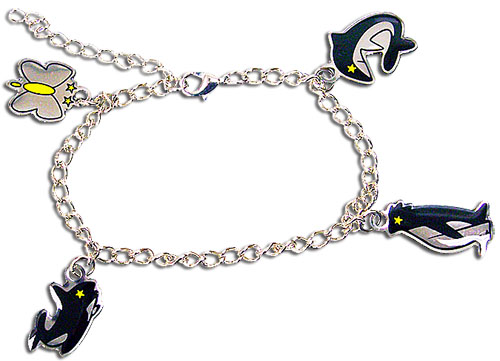 Free! - Animal Icons Bracelet, an officially licensed product in our Free! Jewelry department.