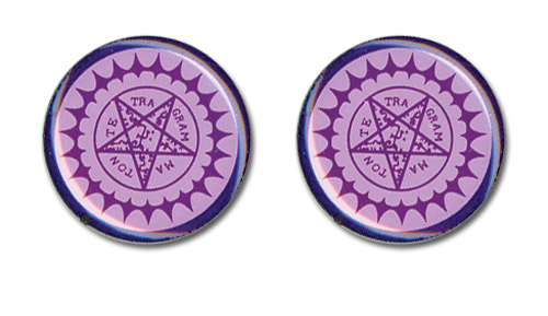 Black Butler 2 - Sebastian Contract Earrings officially licensed product at B.A. Toys.