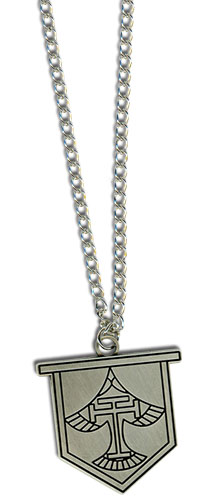 Free! - Iwatobi Hs Emblem Necklace, an officially licensed product in our Free! Jewelry department.