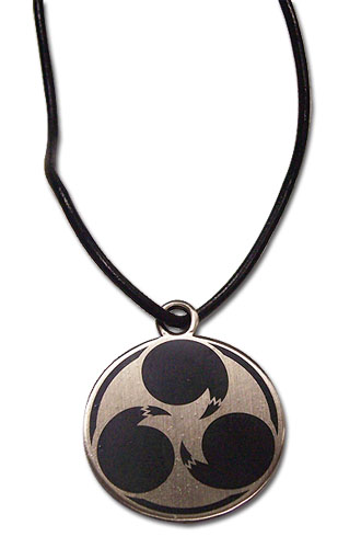 Kamisama Kiss - Tomoe Emblem Necklace, an officially licensed product in our Kamisama Kiss Jewelry department.