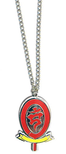 Blue Exorcist - Academy Badge Necklace, an officially licensed Blue Exorcist product at B.A. Toys.