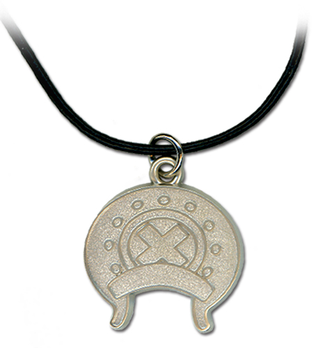 One Piece - Choppers Hat New World Necklace officially licensed One Piece Jewelry product at B.A. Toys.