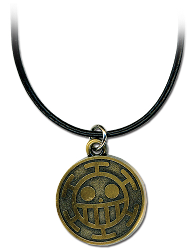 One Piece - Pirates Of Heart Necklace officially licensed One Piece Jewelry product at B.A. Toys.