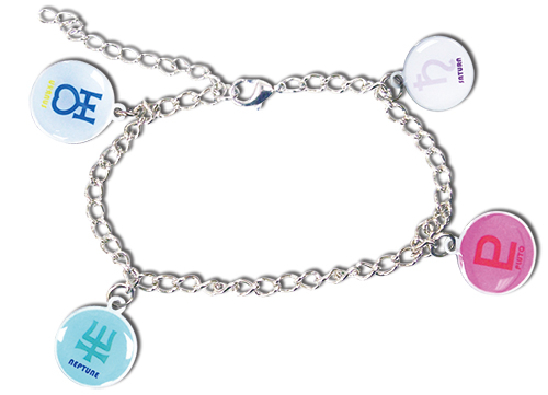 Sailor Moon - Sailor Outer Bracelet, an officially licensed product in our Sailor Moon Jewelry department.