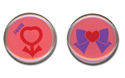 Sailor Moon - Mars Earrings, an officially licensed product in our Sailor Moon Jewelry department.