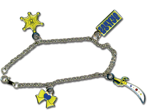 Sailor Moon - Uranus Bracelet, an officially licensed product in our Sailor Moon Jewelry department.
