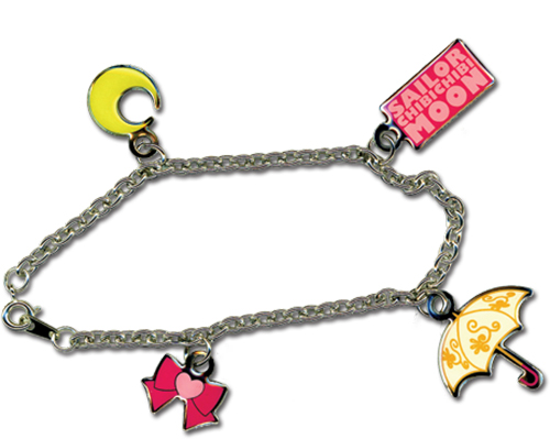 Sailor Moon - Chibichibi Moon Bracelet, an officially licensed product in our Sailor Moon Jewelry department.