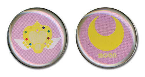 Sailor Moon - Eternal Moon Article Earrings, an officially licensed product in our Sailor Moon Jewelry department.