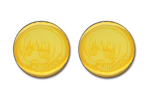 Attack On Titan - Armin Earrings, an officially licensed Attack On Titan product at B.A. Toys.