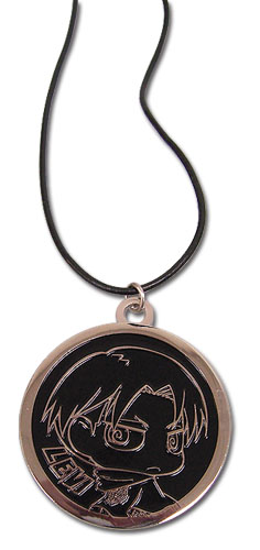 Attack On Titan - Levi Sd Necklace, an officially licensed product in our Attack On Titan Jewelry department.