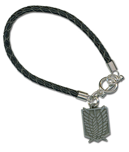 Attack On Titan - Scout Regiment Bracelet, an officially licensed product in our Attack On Titan Jewelry department.