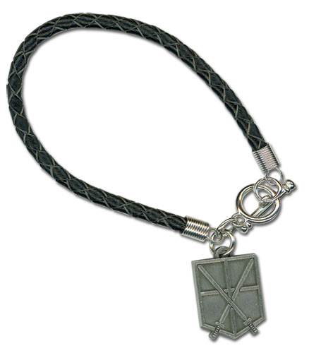 Attack On Titan - Cadet Corps Bracelet, an officially licensed product in our Attack On Titan Jewelry department.