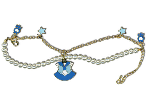 Sailor Moon - Sailor Mercury Costume Bracelet, an officially licensed product in our Sailor Moon Costumes & Accessories department.