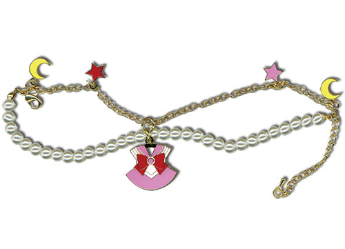 Sailor Moon - Sailor Chibimoon Costume Bracelet, an officially licensed product in our Sailor Moon Costumes & Accessories department.