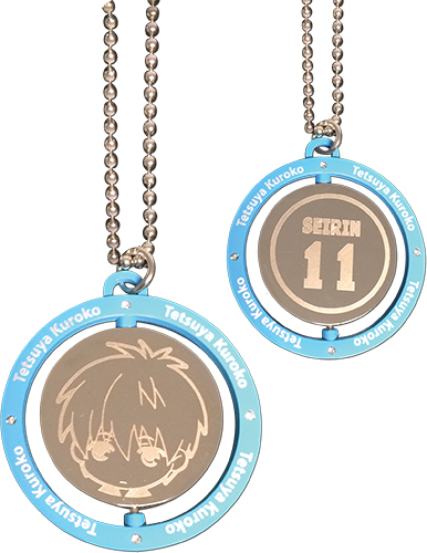 Kuroko's Basketball - Kuroko Sd Necklace, an officially licensed product in our Kuroko'S Basketball Jewelry department.