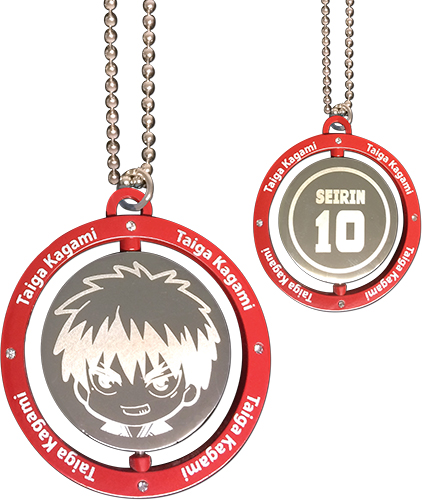 Kuroko's Basketball - Kagami Sd Necklace, an officially licensed product in our Kuroko'S Basketball Jewelry department.