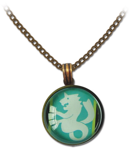 Fma Brotherhood - Amestris Drawstring Necklace officially licensed Fullmetal Alchemist Jewelry product at B.A. Toys.