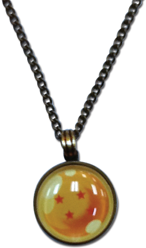 Dragon Ball Z - Dragonball Necklace, an officially licensed product in our Dragon Ball Z Jewelry department.