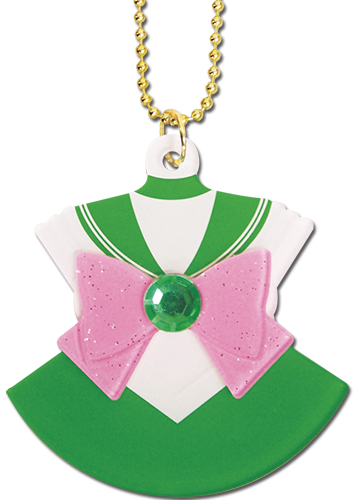Sailor Moon - Sailor Jupiter Costume Acrylic Necklace, an officially licensed product in our Sailor Moon Jewelry department.