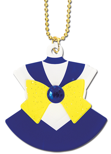 Sailor Moon - Sailor Uranus Costume Arcylic Necklace, an officially licensed product in our Sailor Moon Jewelry department.