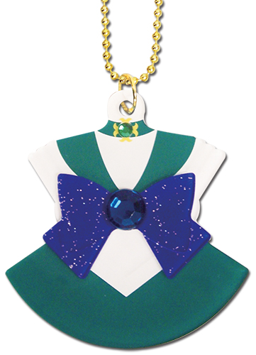 Sailor Moon - Sailor Neptune Costume Acrylic Necklace, an officially licensed product in our Sailor Moon Jewelry department.