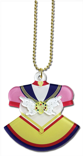 Sailor Moon - Eternal Sailor Moon Costume Acrylic Necklace, an officially licensed product in our Sailor Moon Jewelry department.