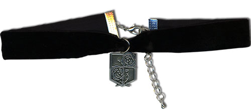 Attack On Titan - Garrison Regiment Choker, an officially licensed product in our Attack On Titan Jewelry department.