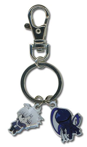 Fate/zero Kariya 7 Berseker Metal Keychain, an officially licensed Fate Zero Key Chain