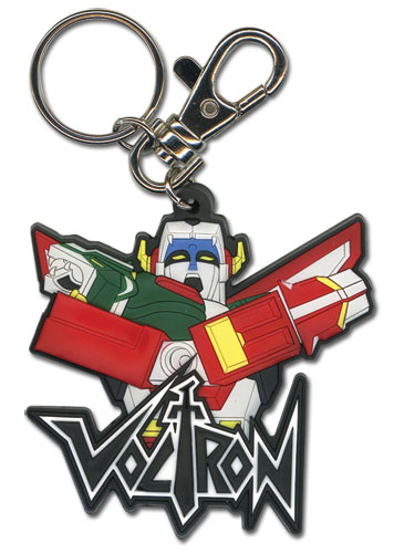 Voltron Voltron Pvc Keychain, an officially licensed product in our Voltron Key Chains department.