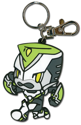 Tiger & Bunny Wild Tiger Sd Pvc Keychain, an officially licensed product in our Tiger & Bunny Key Chains department.