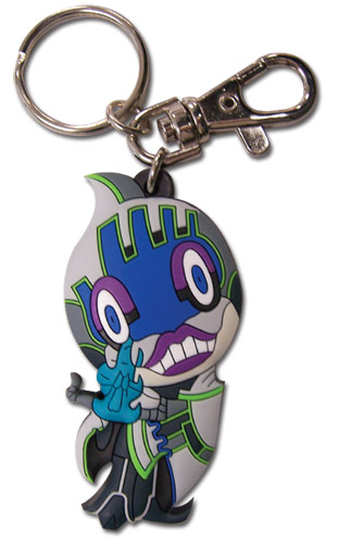 Tiger & Bunny Lunatic Sd Pvc Keychain, an officially licensed product in our Tiger & Bunny Key Chains department.