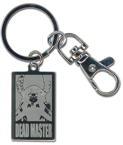 Black Rock Shooter Dead Master Keychain, an officially licensed Black Rock Shooter product at B.A. Toys.