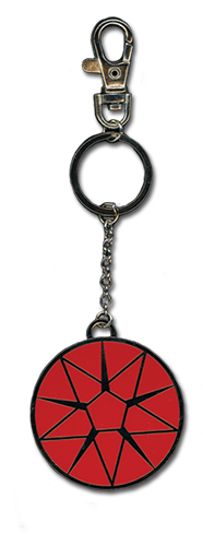 Black Butler 2 - Claude Seal Keychain, an officially licensed product in our Black Butler Key Chains department.