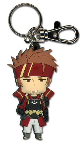 Sword Art Online Klein Sd Pvc Keychain officially licensed Sword Art Online Key Chains product at B.A. Toys.