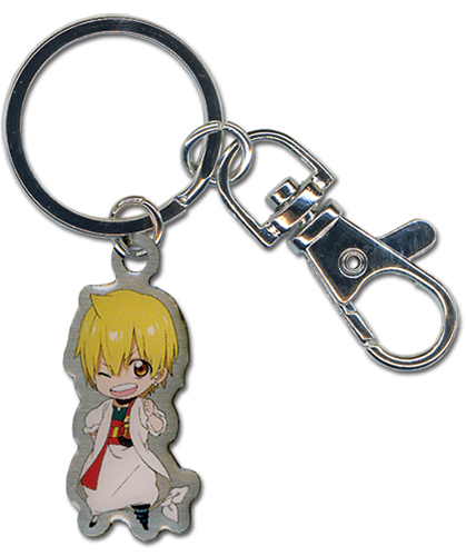 Magi Alibaba Metal Keychain, an officially licensed product in our Magi Key Chains department.