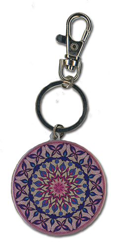 Blast Of Tempest Magic Circle Metal Keychain, an officially licensed Blast Of Tempest product at B.A. Toys.