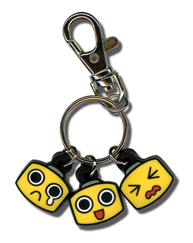 Servbot - Servbot Faces Keychain, an officially licensed product in our Mega Man Key Chains department.