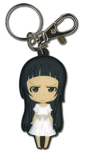 Sword Art Online - Angry Yui Sd Pvc Keychain, an officially licensed product in our Sword Art Online Key Chains department.