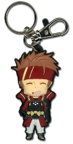Sword Art Online Happy Klein Sd Pvc Keychain officially licensed Sword Art Online Key Chains product at B.A. Toys.