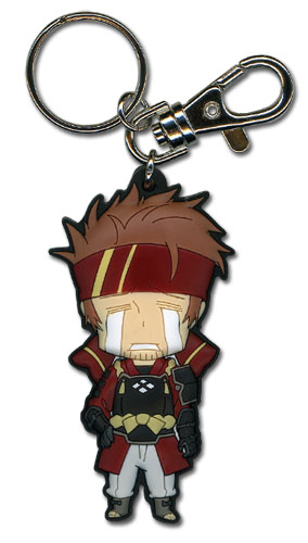 Sword Art Online Crying Klein Sd Pvc Keychain officially licensed Sword Art Online Key Chains product at B.A. Toys.
