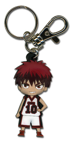 Kuroko's Basketball - Taiga Kagami Sd Pvc Keychain, an officially licensed product in our Kuroko'S Basketball Key Chains department.