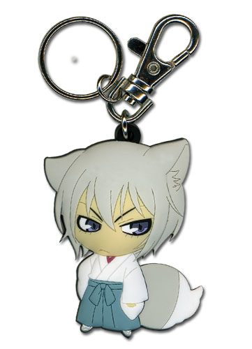 Kamisama Kiss - Sd Tomoe Pvc Keychain, an officially licensed product in our Kamisama Kiss Key Chains department.