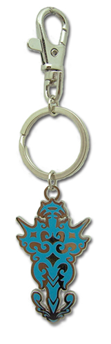 Tales Of Vesperia - Knights Symbol Metla Keychain, an officially licensed product in our Tales Of Vesperia Key Chains department.