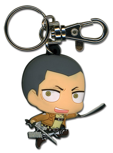 Attack On Titan - Sd Conner Pvc Keychain, an officially licensed product in our Attack On Titan Key Chains department.