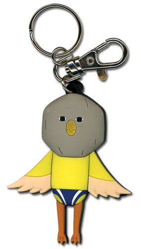 Free! - Iwatobi Chan Pvc Keychain, an officially licensed product in our Free! Key Chains department.